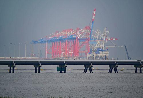 eur port wilhelmshaven haze
