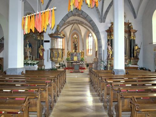 euratsfeld hl johannes church