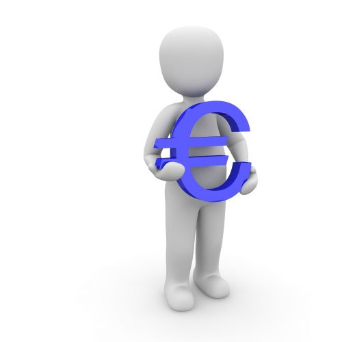 euro characters 3d
