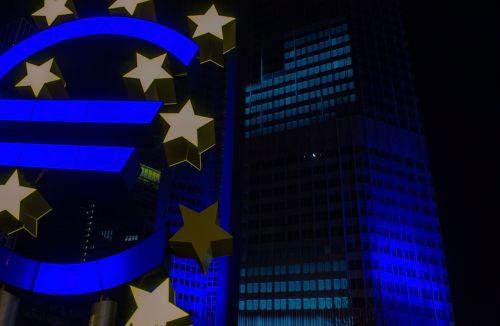 euro central bank frankfurt