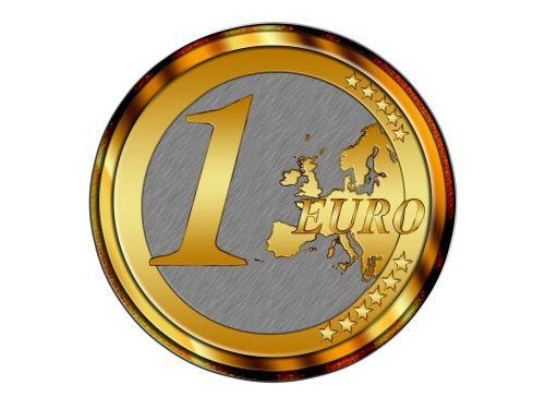 euro coin money