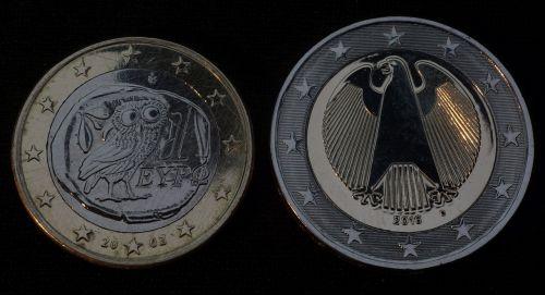 euro greece germany