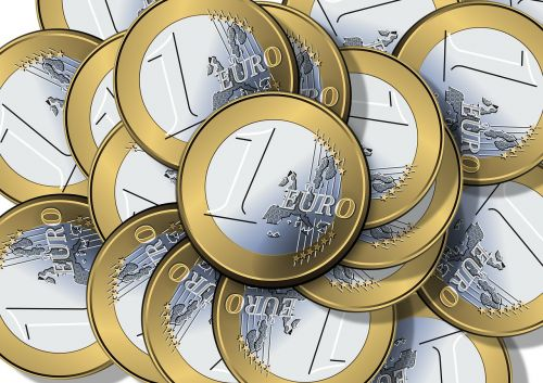 euro coins currency
