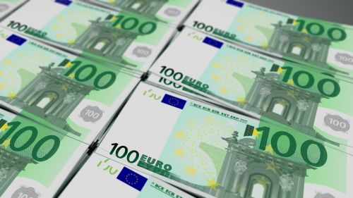 euro bill currency