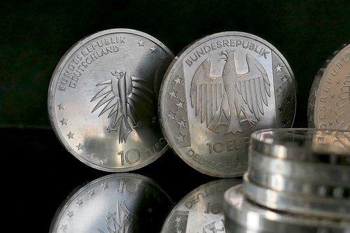 euro  coin  finance