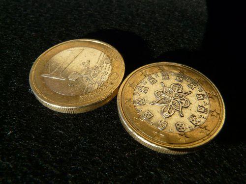 euro coins money