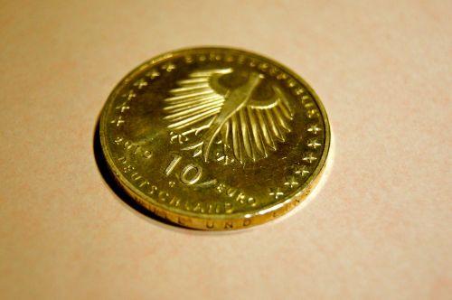 euro ten money