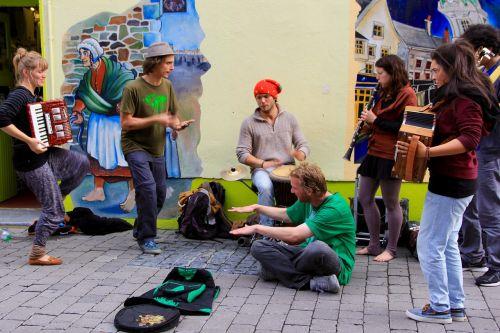 euro band band musicians