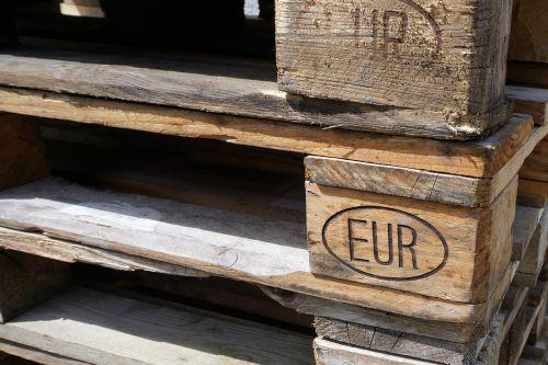 euro pallets wood pallets