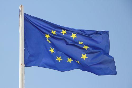 europe flag star