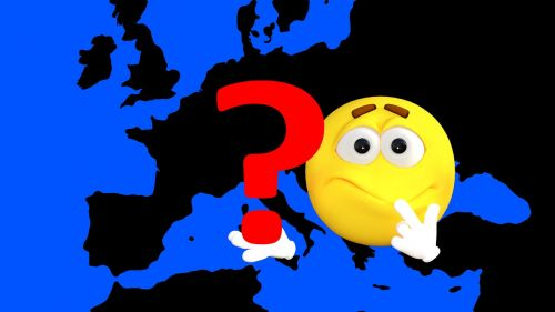 europe question mark development
