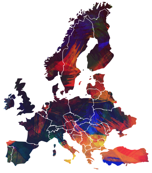 europe continent world
