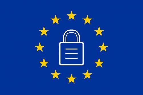 Europa,vieninga Europa,vėliava,united,europietis,sąjunga,eu,euras,užraktas,saugumas,gdpr