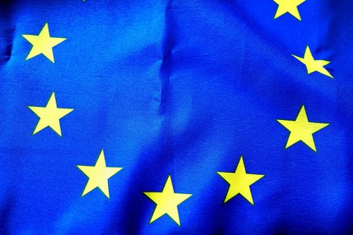 europe  flag  demokratie
