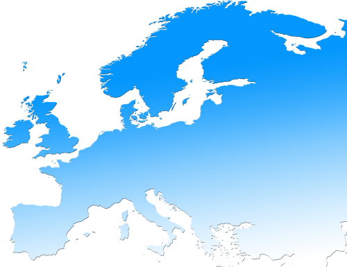 europe blue european