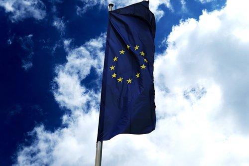europe flag  europe  symbol