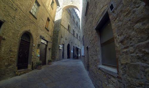 European Alley