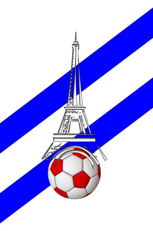 european championship football france