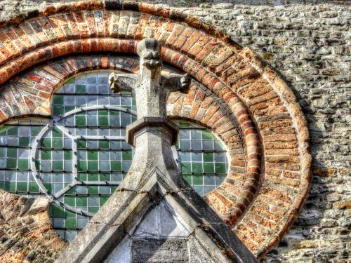 European Church Steeple