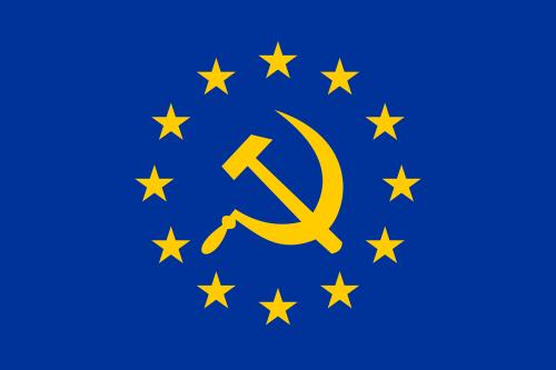 eussr flag banner