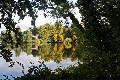 eutin holstein switzerland autumn colours