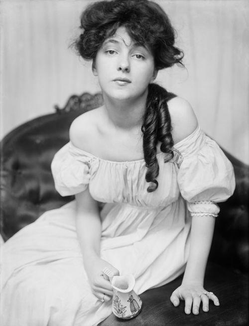 evelyn nesbit actress vintage
