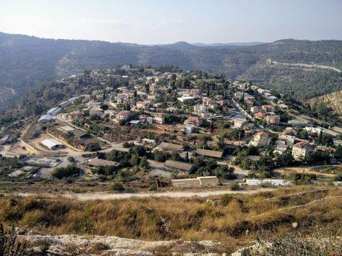 even sapir israel near jerusalem
