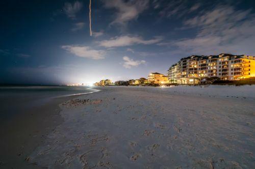 vakaras, vaikščioti, papludimys, vandenynas, jūra, smėlis, kranto, vakare vaikščioti paplūdimyje