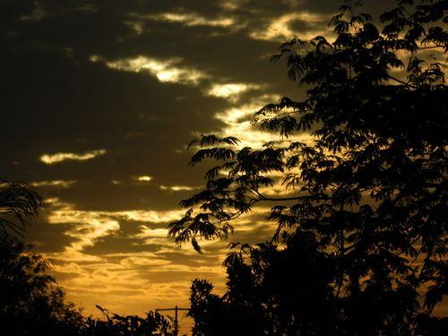 eventide sunset backcountry