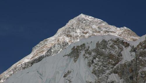 everest himalaya mountain