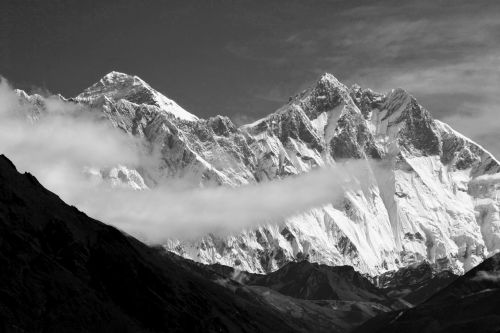 everest lhotse nepal