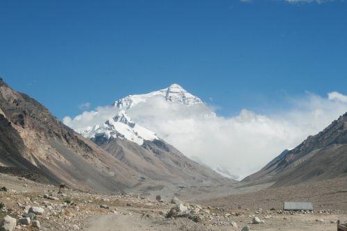 everest tibet