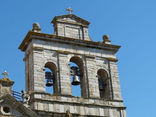 evora old town portugal