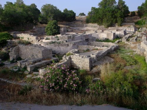 kasimas,šventykla,kasinėjimai,Crete,griuvėsiai,Senovinis