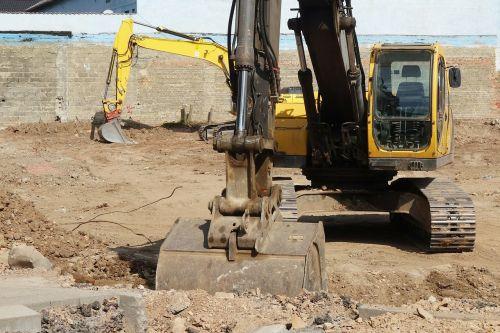 excavators site spoon