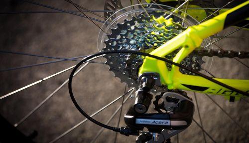 exchange chain bike