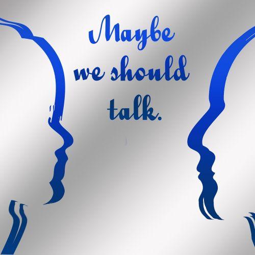 exchange of ideas debate face