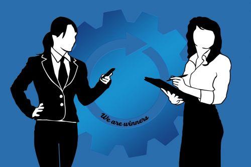 executive businesswoman international