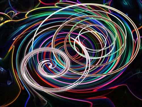 executive summary circles colors