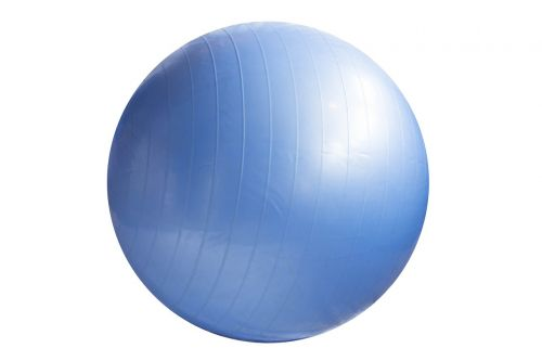 exercise ball ball blue