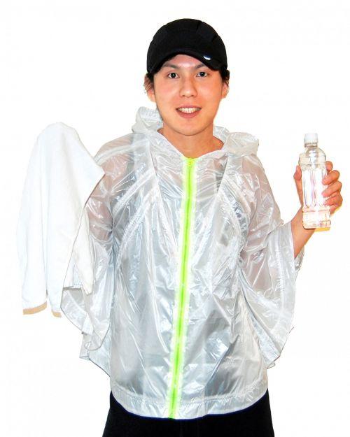 Exercising In Nylon Sportswear