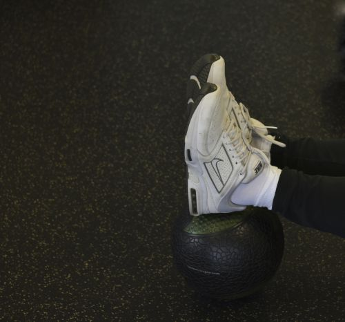 Exercising With A Ball