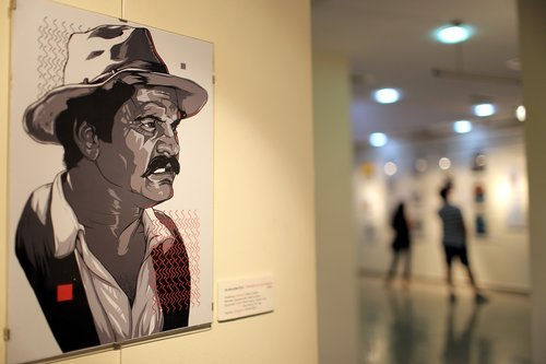exhibition  art  museum
