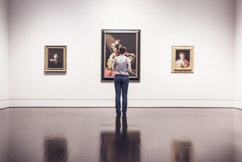 exhibition art gallery gallery