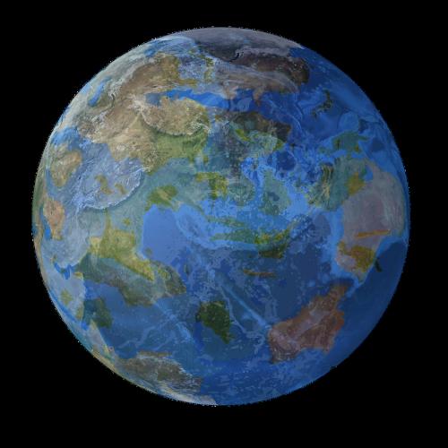 exoplanet exo-earth alien