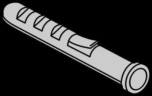 expansion plug plastic plug