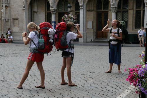 explore europe backpack