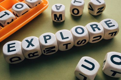 explore word letters