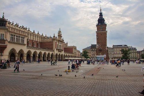 explore the city  wawel  krakow