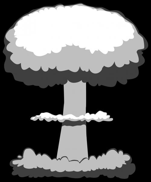 explosion nuclear blast